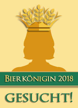 2018 Bierkönigin